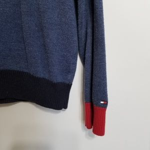 Tommy Hilfiger Sweaters - Tommy Hilfiger Big Flag Sweater M